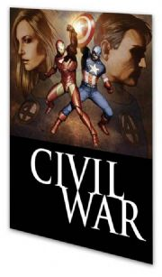 Civil War Fantastic Four Trade Paperback TPB